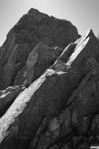 Rock Formation at Great Falls National Park