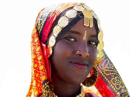 Tadjora woman